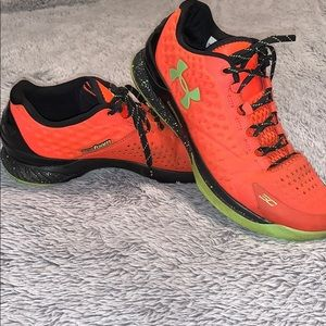 Stephen Curry 1 Low Top Basketball Shoes